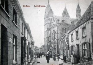 Lohstraße um 1910