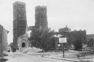 Laurentiuskirche um 1950